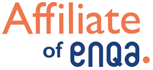 Affiliate of enqa logo